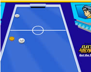 Air hockey hoki online j�t�k