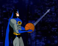 Batman i love basketball játék