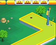 Mini golf 99 holes sport