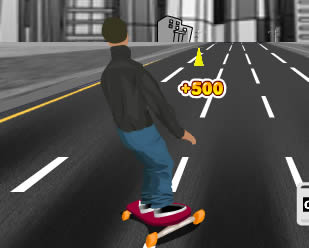 On Street Boarding online j�t�k