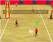 Rule the beach volleyball r�plabda
