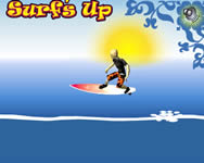 Surf's up sz�rf sport j�t�k