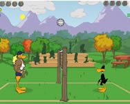 Tricky duck volleyball r�plabda