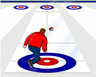 Virtual curling sport j�t�k